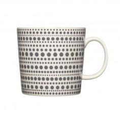 Mugs & Cups from Rörstrand, Arabia, Marimekko, Iittala, Royal Copenhagen Scandinavian Interior Design, Nordic Design, Scandinavian Style, Marimekko, Ceramic Cups, Mug Cup, Red Christmas, Dinnerware, Cool Designs