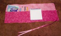 DIY Project – Fold and Go Fabric Organizer