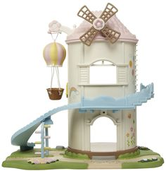 Calico Critters Baby Playhouse Windmill - Free Shipping