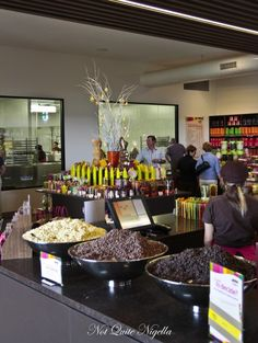 Yarra Valley Chocolaterie and Ice Creamery, Victoria Melbourne Australia, Australia Travel, Ice Creamery, Chocolate Company, Yarra Valley, Melbourne Victoria, Girls Weekend, Nigella, Places To Eat