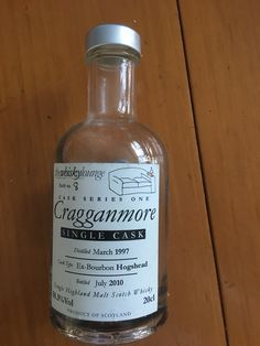 Cragganmore Single Cask