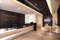 Eagle Eye Centre office by Kyoob ID, Singapore office design