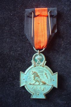 WW1 BELGIUM MILITARY MEDALS YSER MEDAL & CERTIFICATE   eBay