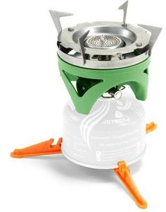 Jetboil pot support so you can use a non jetboil pot