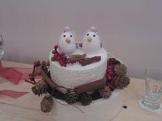 Mrs & Mrs Wedding Cake Topper