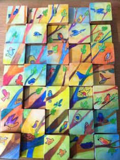 school auction projects the best | Auction project | School Art