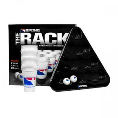 Need a Beer Pong Kit? Buy this bpong beer pong set. It includes beer pong racks, beer pong cups, and beer pong balls. All of this is professional grade! Sorority Party, College Sorority, Game Room Furniture, Beer Pong Tables, Table Accessories, Drinking Games, Best Beer, Balls, Kit