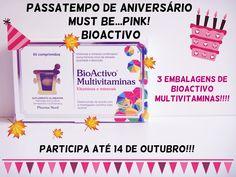 Must Be...Pink!: 1º Passatempo do 4º Aniversário Must Be...Pink! 3 ...