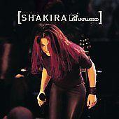 MTV Unplugged by Shakira (CD, May-2005, Discos/epic Joi) #Dance