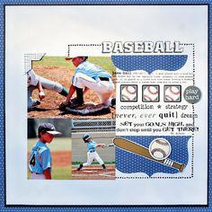 Great baseball layout