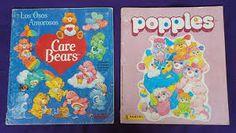 """Résultat de recherche d'images pour """"album stickers care bears 1987"""""""