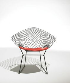 Knoll International Diamond Sessel von Harry Bertoia, 1952 - Designermöbel von smow.de