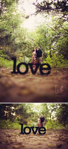 LOVE! Lacy & Evan {Engagement – 2012}- Check out this adorable couple I had the privilege of doing an engagement session with. More
