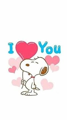 Snoopy loves you and so do I! From my friend Estella. Peanuts Cartoon, Peanuts Snoopy, Snoopy Hug, Snoopy Valentine, Valentines, Charlie Brown Y Snoopy, Mickey Mouse, Snoopy Wallpaper, Snoopy Pictures