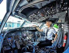 Last Minute Cheap Airline Ticket Pilot Uniform, Pilot Wife, Commercial Pilot, Commercial Aircraft, Trains, Female Pilot, Civil Aviation, Flight Deck, Airline Tickets