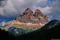 Tre Cime di Lavaredo by Michele Rossetti on 500px
