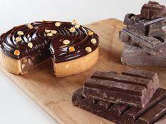 Tarta brownie de chocolate de OSVALDO GROSS                                                                                                                                                      Más