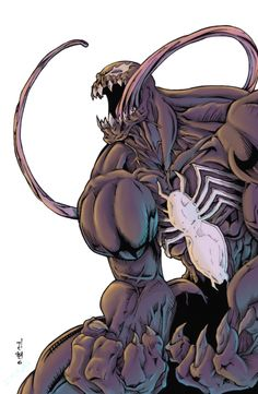 Venom: Revisited by on DeviantArt Spiderman Poster, Venom Spiderman, Marvel Venom, Marvel Villains, Marvel Art, Marvel Heroes, Marvel Academy, Symbiotes Marvel, Assassins Creed Black Flag