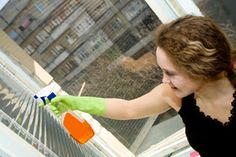 Easy Ways to Clean Blinds | Stretcher.com - One of the most tedious spring cleaning tasks can be cleaning vertical blinds and mini blinds. Here are some great easy ways to get them clean in no time.