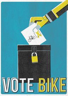 vote bike