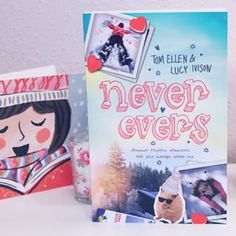 Tom Ellen & Lucy Ivison talk about their favourite school trips in literature over on Pretty Books today! #NeverEvers