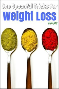 10 One Spoonful Tricks for Weight Loss   Avocadu.com