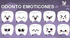 ..... Y Cuál es tu Emoticon Favorito ?? :) .... Comenta Odontólogo !! ♥