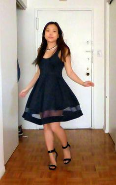Having fun in my new Tobi dress! #OOTD #fashion