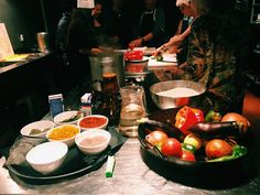 Madrid cooking class