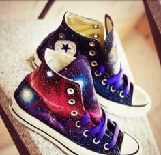 More galaxy ... But there CONVERSE