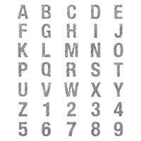 ABC-123 Sketch Alphabet & Numbers $19.95