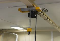 What to Look for When You Find Electric Hoists on Sale