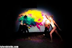 chromatic clouds - tyler shields