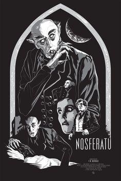 Image of Nosferatu Regular Poster
