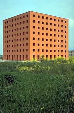 Cementerio de San Cataldo (1971) Aldo Rossi