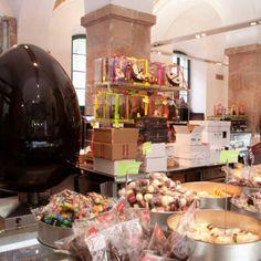 El museo del Chocolate. #Barcelona. @otrosmuseos http://otrosmuseos.com/museo-del-chocolate-2/