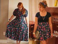 Easy Dress Refashion