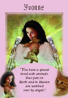 Oracle Card Yvonne | Doreen Virtue | official Angel Therapy Web site