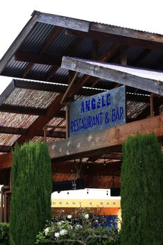 A special Napa restaurant called Angele