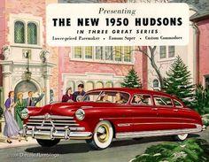 1950 Hudson, jalopy journal