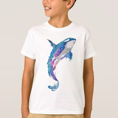 whale T-Shirt - birthday gifts party celebration custom gift ideas diy