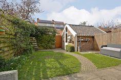 Holland Garden, Cabin, House Styles, Home Decor, Decoration Home, Room Decor, Cabins, Cottage, Home Interior Design