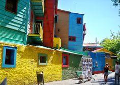 Colorful Boca Neighborhood