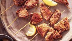 Spanish Pork Skewers | The Splendid Table