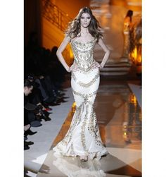 Zuhair Murad Special Haute Couture Dresses Collections 1 - I am thinking this is from 2011.