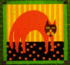 ❤ =^..^= ❤  Cat Patches: Another block!!!!!