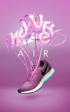 Nike Air - Pt. 1 Hover (An Obsession With Air) on Behance