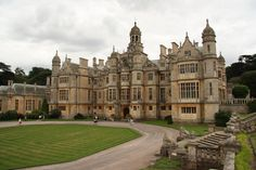 Harlaxton Manor. I miss my home away from home. Sept2001--Dec2001