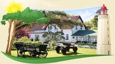 Ostseel, 18565 Kloster / Insel Hiddensee: Single-Urlaub auf Hiddensee - #deutschlandurlaub
