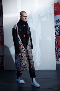 Devon Halfnight LeFlufy Fall 2015 Menswear Fashion Show Devon, Gq, Fashion Show, Mens Fashion, Fashion Design, New York, Fall Winter 2015, Men's Collection, Ready To Wear